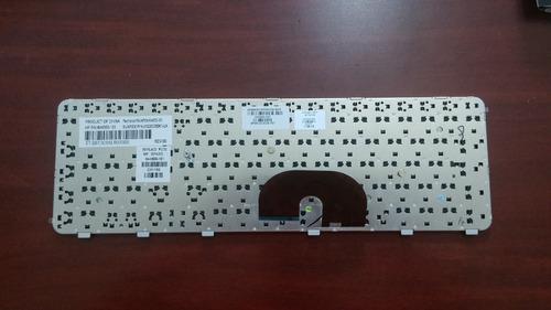 teclado hp dv6-6000 nuevo