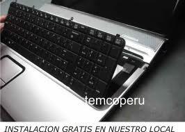 teclado hp dv6 negro ingles disponible en medellin