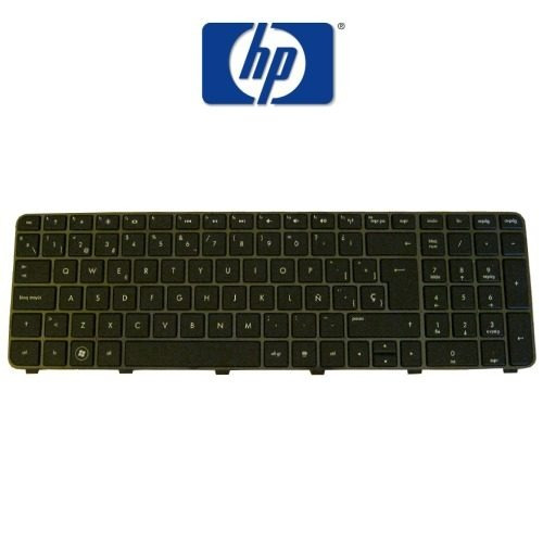 teclado hp dv7-6000 dv7-6100 dv7-6200 negro español vmj