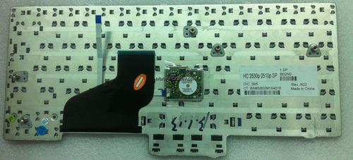 teclado hp elitebook 2530