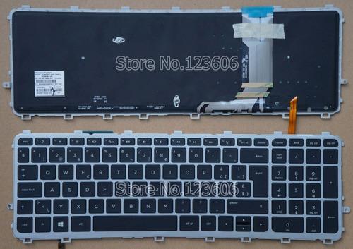 teclado hp envy 15-j006cl 15-j007cl 15-j010us 15-j011dx