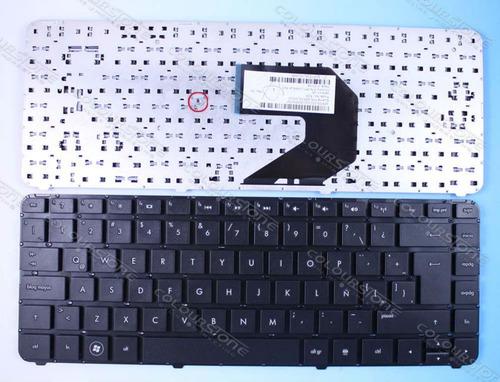 teclado hp g4-2000 series en español, nuevo, garantizado