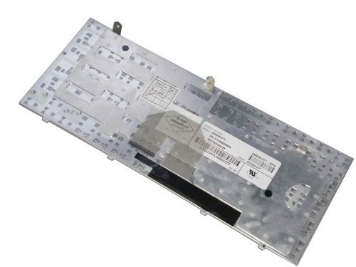 teclado hp mini note 2133 2140 color plata en español
