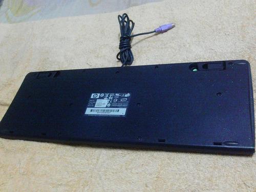 teclado hp original, usado en perfecto estado.
