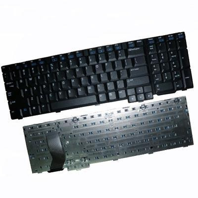 teclado hp p/  zd7000 zd7100 zd7200 zd8000 nx9500 layout  us