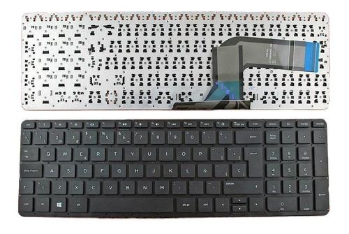 teclado hp pavilion 15-p 17-f envio gratis flexacomp