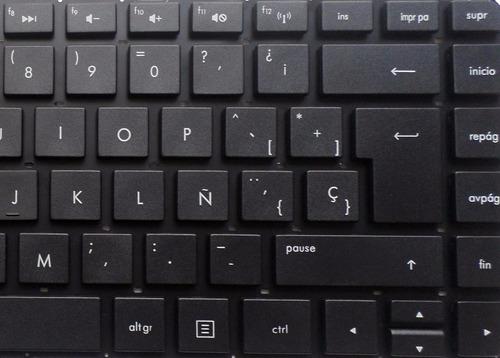 teclado hp pavilion g4 g4-2000 g4-2060la g4-2205la negro rm4