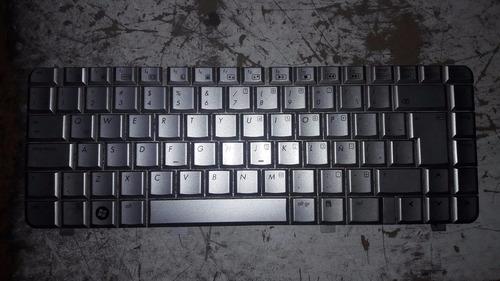teclado hp pk1303y05k0 rev. a01 la silver