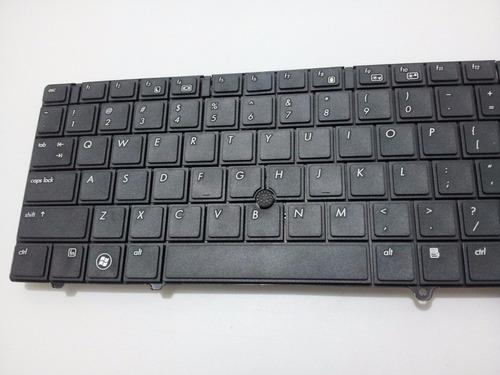 teclado hp probook 6540b 6545b 6550b keyboard us