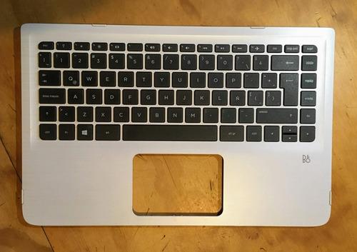 teclado hp x360 330 g1 usado buen estado