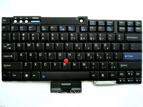 teclado ibm lenovo  z60 w700 series keyboard w/ trac 42t3143