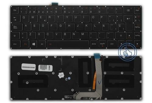 teclado ideapad yoga 3 pro 1370 13.3 sn20f6630