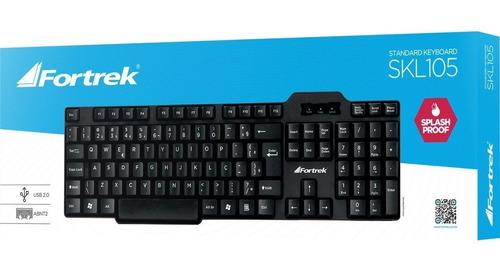 teclado impermeável para positivo universal com fio b-max  para computadores e para notebook de qualquer marca via usb