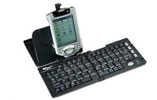 teclado inalambico universal wileless para palm y pda
