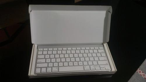 teclado inalambrico apple mc184ll/b