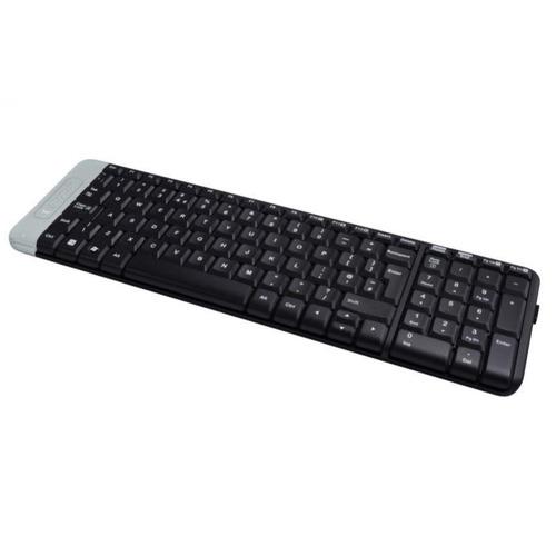 teclado inalambrico logitech k230-negro