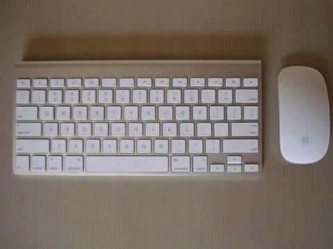 teclado inalambrico mouse español apple original nuevo