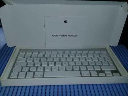 teclado inalambrico original apple para ipad iphone