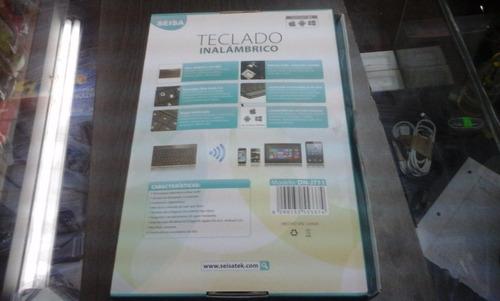 teclado inalambrico para smartphones, tablets -callao