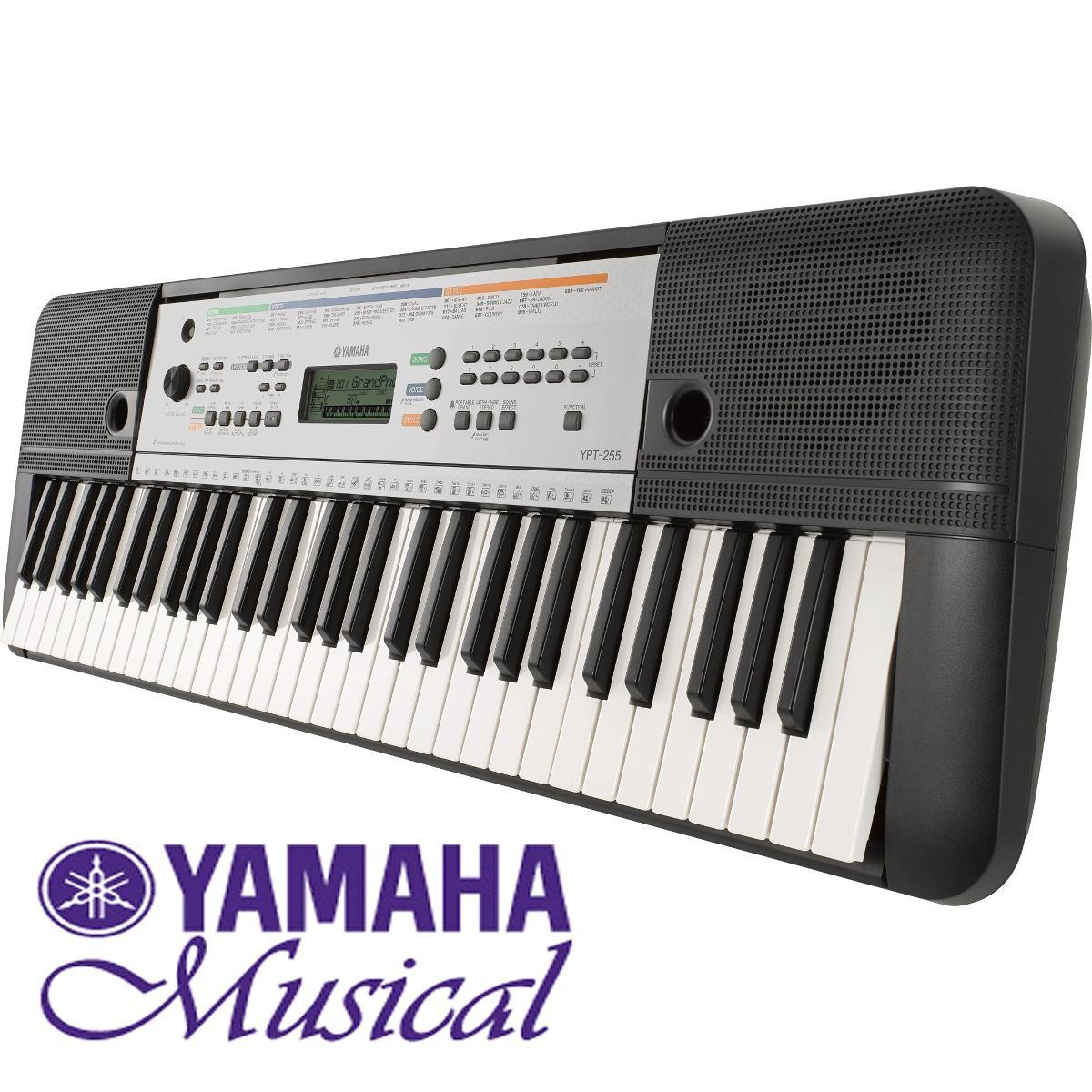 4ee176d378fd4 teclado instrumento musical yamaha para aluno iniciante. Carregando zoom.