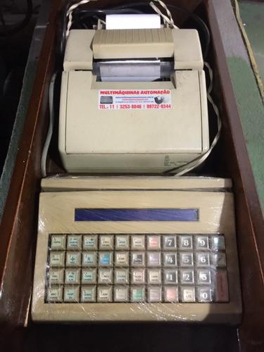 teclado inteligente para estacionamento ifox + impressora