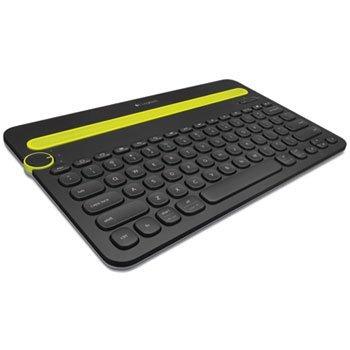 teclado k480 inalámbrica para múltiples dispositivos, bluet