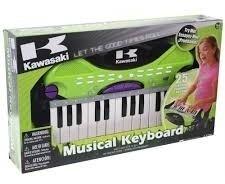 teclado kawasaki