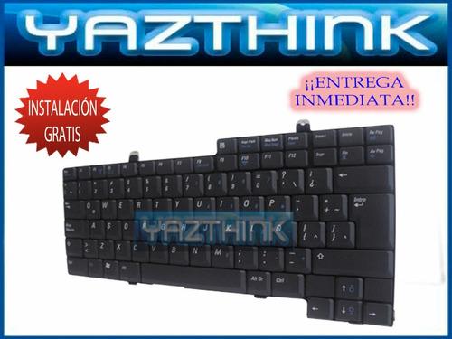 teclado keyboard dell latitude d500 d800 500m inspiron 500