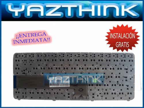 teclado keyboard hp compaq dv4-4000 dv4-3000 series