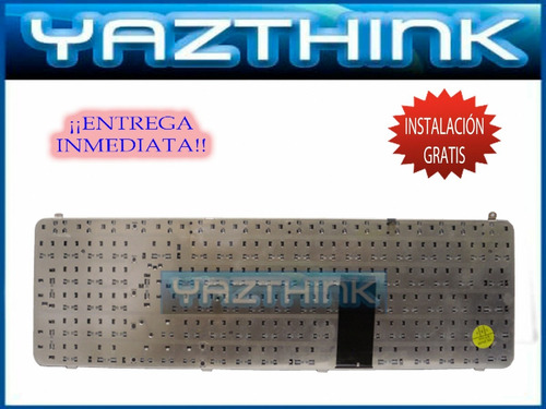 teclado keyboard hp pavilion dv9000