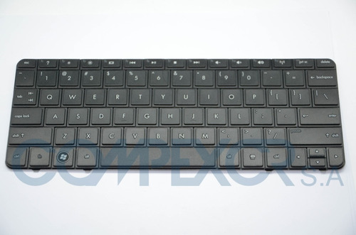 teclado keyboard para laptop hp compaq  mini  110-3000