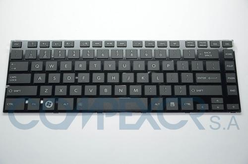 teclado keyboard para laptop toshiba satellite  p845