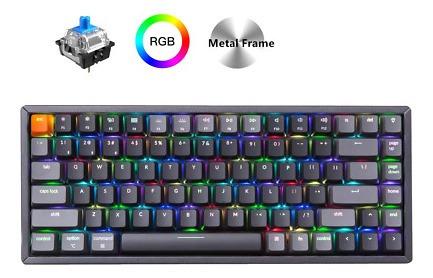 teclado keychron k2 mecánico