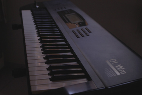 teclado korg 01w fd