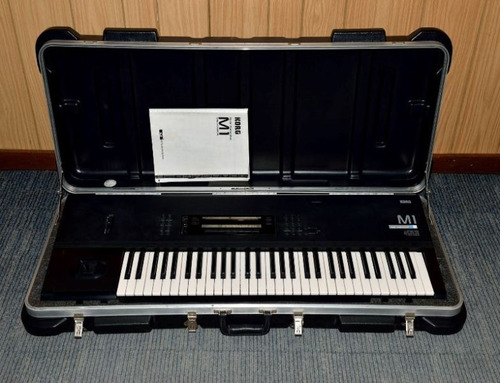 teclado korg m1 61 teclas