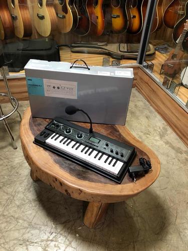 teclado korg microkorg xl