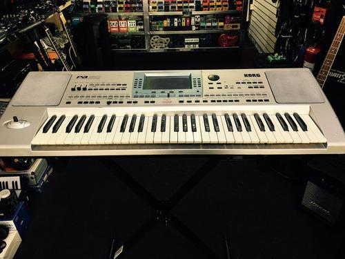 teclado korg pa-50 - loja jarbas instrum.
