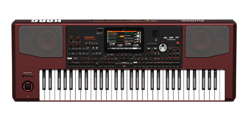teclado korg pa1000 arranger 61