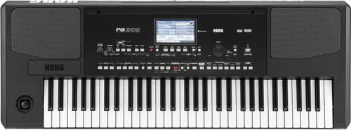 teclado korg pa300 - impresionante