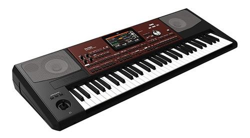teclado korg pa700 professional arranger + ritmos samples