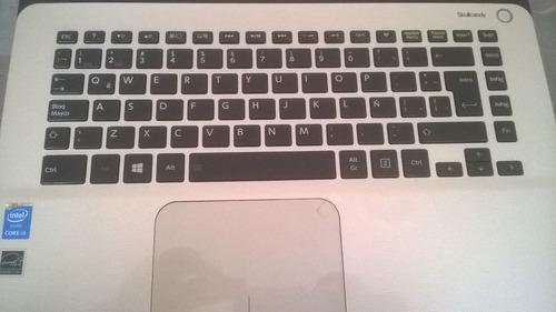 teclado l45-b toshiba l40-b original y nuevo