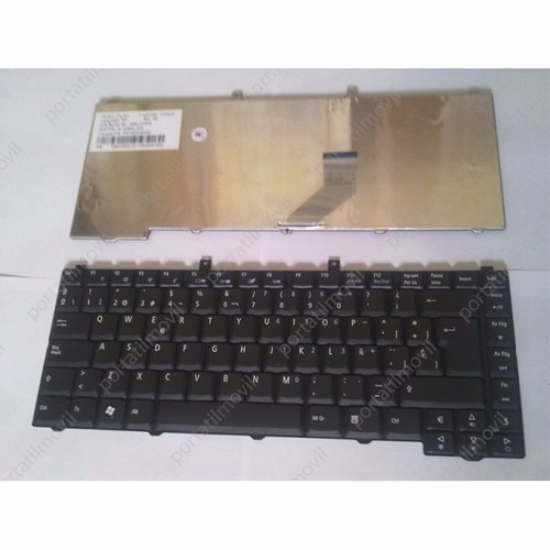 teclado laptop acer