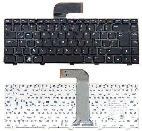 teclado laptop dell 15 3000 3541 3542 3543 5545 5547 n5110