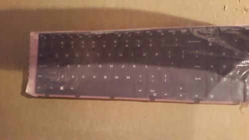 teclado laptop dell inspiron 15 / garantia / envi