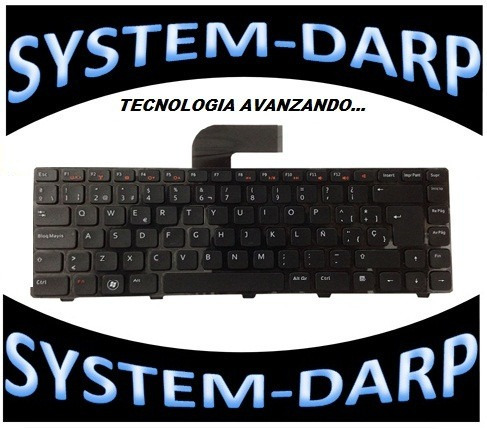 teclado laptop dell inspiron m4040 cn-047ypc