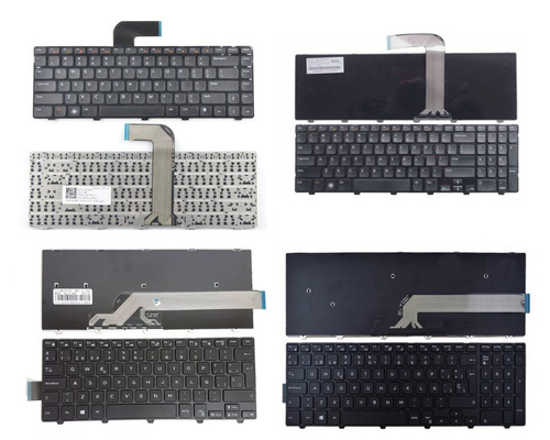 teclado laptop hp dell toshiba sony vaio acer asus macbook