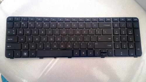 teclado laptop hp div7 usada - ideal para repuesto teclado