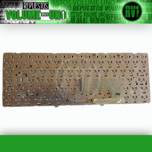 teclado laptop sony vaio vgn-nw español negro