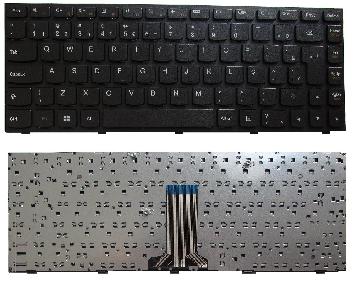 Teclado Lenovo B40 30 70 Bra Pk1314i2a20 G40 R 99 High Quality Keyboard Laptop Ideapad Series 9900 Em Mercado Livre