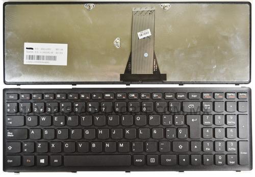 teclado lenovo flex 15 15d z510 z510 25211053 v136520pk1-sp